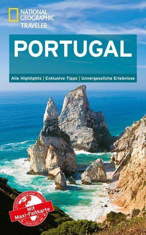 National Geographic Traveler Portugal mit Maxi-Faltkarte von Dunlop,  Fiona
