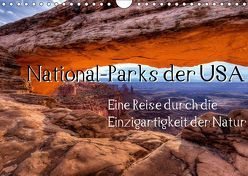 National-Parks der USA (Wandkalender 2019 DIN A4 quer) von Klinder,  Thomas
