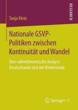 Nationale GSVP-Politiken zwischen Kontinuität und Wandel von Klein,  Tanja