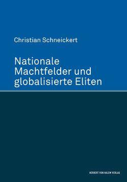 Nationale Machtfelder und globalisierte Eliten von Schneickert,  Christian