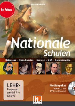 Nationale Schulen, Medienpaket (CD+DVD) von Schmid,  Wieland