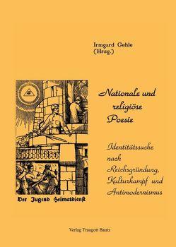 Nationale und religiöse Poesie von Gehle,  Irmgard