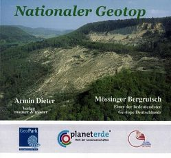 Nationaler Geotop Mössinger Bergrutsch von Dieter,  Armin