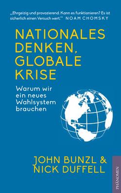 Nationales Denken, globale Krise von Bunzl,  John, Duffell,  Nick