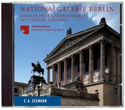 Nationalgalerie Berlin. Das XIX. Jahrhundert von Wesenberg,  Angelika