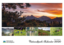 Nationalpark Berchtesgaden Kalender 2020 von Hildebrandt,  Marika