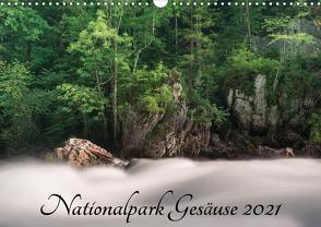 Nationalpark Gesäuse (Wandkalender 2021 DIN A3 quer) von Hollinger,  Andreas