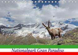 Nationalpark Gran Paradiso (Tischkalender 2019 DIN A5 quer) von Schörkhuber,  Johann