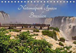 Nationalpark Iguaçu Brasilien (Tischkalender 2019 DIN A5 quer) von Polok,  M.