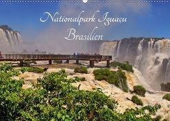 Nationalpark Iguaçu Brasilien (Wandkalender 2018 DIN A2 quer) von Polok,  M.