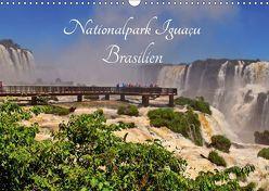 Nationalpark Iguaçu Brasilien (Wandkalender 2019 DIN A3 quer) von Polok,  M.
