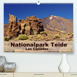 Nationalpark Teide – Las Cañadas (Premium, hochwertiger DIN A2 Wandkalender 2020, Kunstdruck in Hochglanz) von Ergler,  Anja