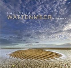 Nationalpark Wattenmeer Edition Kalender 2022 von Eiland, Stock,  Martin