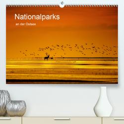 Nationalparks an der Ostsee (Premium, hochwertiger DIN A2 Wandkalender 2020, Kunstdruck in Hochglanz) von Schröter,  Klaus-Herbert