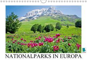 Nationalparks in Europa – Stolz des Kontinents (Wandkalender 2018 DIN A4 quer) von CALVENDO
