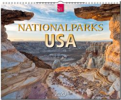 Nationalparks USA von Heeb,  Christian