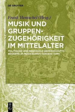 'Nationes'-Begriffe im mittelalterlichen Musikschrifttum von Hentschel,  Frank