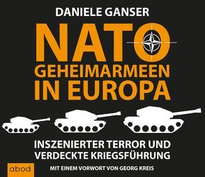 Nato-Geheimarmeen in Europa von Böker,  Markus, Ganser,  Daniele