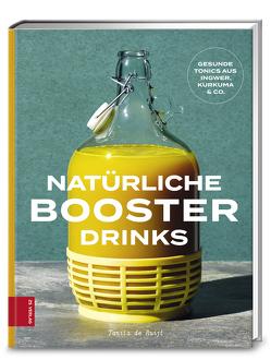 Natürliche Booster Drinks von de Ruijt,  Tanita