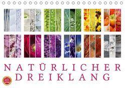 Natürlicher Dreiklang (Tischkalender 2019 DIN A5 quer) von Cross,  Martina