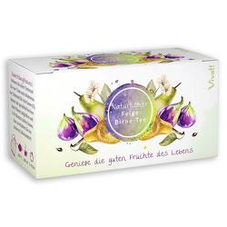 Natürlicher Feige-Birne-Tee »Genieße die guten Früchte des Lebens«