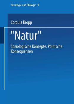 """Natur"" von Kropp,  Cordula"