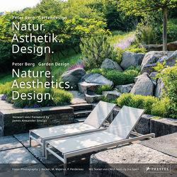 Natur. Ästhetik. Design dt./engl. von Becker Jürgen, Berg,  Peter, Majerus,  Marianne, Perdereau,  Philippe, Sperl,  Ina