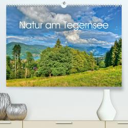 Natur am Tegernsee (Premium, hochwertiger DIN A2 Wandkalender 2021, Kunstdruck in Hochglanz) von Wittstock,  Ralf