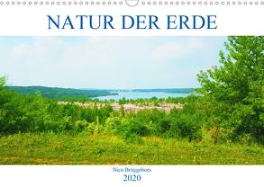 Natur der Erde (Wandkalender 2020 DIN A3 quer) von Brüggeboes,  Nico