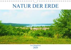 Natur der Erde (Wandkalender 2020 DIN A4 quer) von Brüggeboes,  Nico