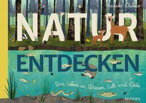 Natur entdecken von Hegarty,  Patricia, Simons,  Tanera