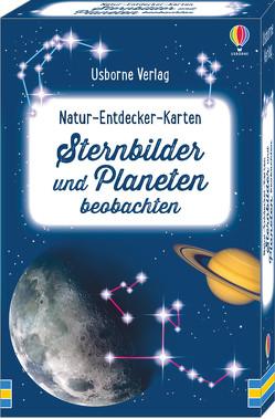 Natur-Entdecker-Karten: Sternbilder und Planeten beobachten von Clarke,  Phillip