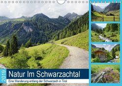 Natur Im Schwarzachtal – Eine Wanderung entlang der Schwarzach in Tirol (Wandkalender 2019 DIN A4 quer) von Frost,  Anja