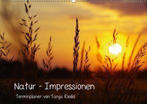 Natur – Impressionen Terminkalender von Tanja Riedel österreichische EditionAT-Version (Wandkalender 2018 DIN A2 quer) von Riedel,  Tanja