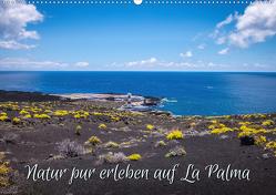Natur pur erleben auf La Palma (Wandkalender 2020 DIN A2 quer) von Malms,  Emel