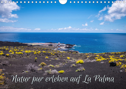 Natur pur erleben auf La Palma (Wandkalender 2020 DIN A4 quer) von Malms,  Emel