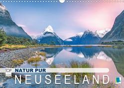 Natur pur: Neuseeland (Wandkalender 2021 DIN A3 quer) von CALVENDO