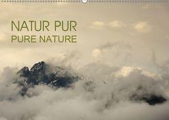 NATUR PUR – PURE NATURE (Wandkalender 2019 DIN A2 quer) von Pohl,  Roman