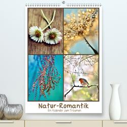Natur-Romantik (Premium, hochwertiger DIN A2 Wandkalender 2021, Kunstdruck in Hochglanz) von Delgado,  Julia
