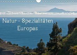 Natur-Spezialitäten Europas (Wandkalender 2019 DIN A4 quer) von Willmann,  Stefan