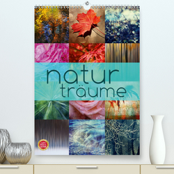 Natur Träume (Premium, hochwertiger DIN A2 Wandkalender 2021, Kunstdruck in Hochglanz) von Cross,  Martina