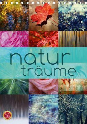 Natur Träume (Tischkalender 2018 DIN A5 hoch) von Cross,  Martina