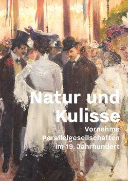 Natur und Kulisse von Haberland,  Irene, Winzen,  Matthias