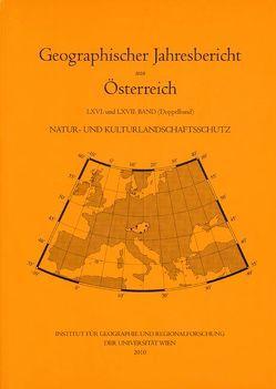 Natur- und Kulturlandschaftsschutz von Handler,  Franz, Weixlbaumer,  Norbert, Wohlschlägl,  Helmut