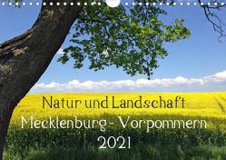 Natur und Landschaft Mecklenburg – Vorpommern 2021 (Wandkalender 2021 DIN A4 quer) von Jürgens,  Marlen