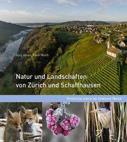 Natur und Landschaften von Zürich und Schaffhausen von Alean,  Jürg, Koch,  Peter