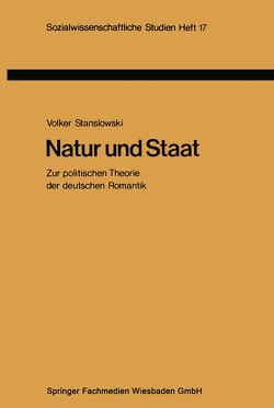 Natur und Staat von Stanslowski,  Volker