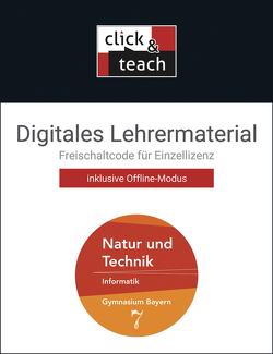 Natur und Technik – Gymnasium Bayern / Natur und Technik click & teach 7 Box