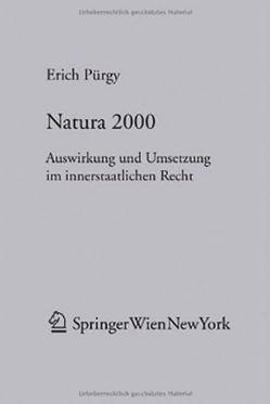 Natura 2000 von Pürgy,  Erich
