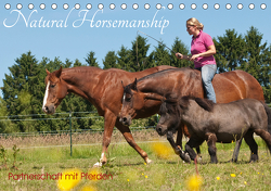 Natural Horsemanship – Partnerschaft mit Pferden (Tischkalender 2021 DIN A5 quer) von Bölts,  Meike